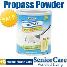 Hormel Health Labs Propass Protein Powder Nutrition Liquid Food Formula Supplement Best Elderly