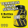 【1Carton 6Bottle】Lemonex Premix Lemon Drink (Slimming + Detox)  - Terkurus Tanpa Sengaja