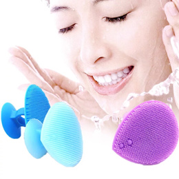 Deep Cleanse Silicone Face Massager Wash Scrub Sponge Cleansing Cleanser Tool