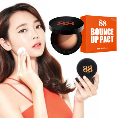 Ver 88 Bounce Up Pact SPF 50+/PA+++ ORIGINAL Deals for only Rp189.000 instead of Rp189.000