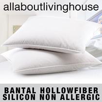 [allaboutlivinghouse] Bantal Hollowfiber silicon non allergic