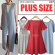 【June 10th update】2018 NEW FASHION PLUS SIZE APPARELS DRESS/ BLOUSE/SKIRT/PANTS