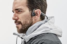 [Singapore Sole Distributor] AfterShokz Trekz Titanium Bluetooth Wireless Bone Conduction Headphone