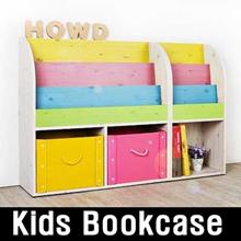 ★New Arrivals★ Kids Bookcase 800 400 magazine/furniture/storage boxrack//bookshelves/bookcase/bookshelf/study room/kids children/diy