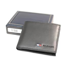 [ Tommy Hilfiger ] 5X020 BLACK / Mens Wallet