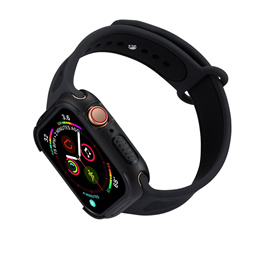 Newest PC Frame Case For Apple Watch Series 4 40mm 44mm Protective Cover