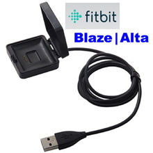 [SG Warranty] Fitbit Blaze Alta Charge 2 Flex 2 Alta HR Charger Charging Dock Cable