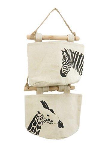 Qoo10 Daiso Fabric Linen Wall Door Closet Storage Hanging Bag