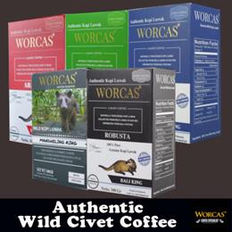 [Premium Quality Coffee] BUY 3 FREE SHIPPING | Wild Civet Coffee 100gr
