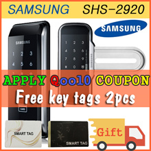 Samsung Digital Doorlock SHS-2920 // Free Gift 2pcs Tag key  // Installation Service // Warranty