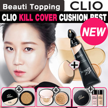 ★1-DAY 100EA LIMIED SALE★[CLIO] Kill Cover Cushion BEST Collection SET/conceal dation/NUDISM