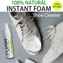 ♥(1+1 BUNDLE) INSTANT FOAM SHOE WASH♥EFFECTIVE Extra Strength!No parabens SLS alcohol shoes 80m