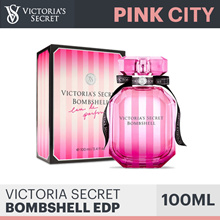 [ PINK CITY ] Victoria secret Bombshell EDP 100ml