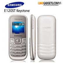 HANDPHONE CANDYBAR SAMSUNG KEYSTONE E120ST
