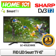 Sharp FHD LED Smart TV 45 inch LC-45LE380X