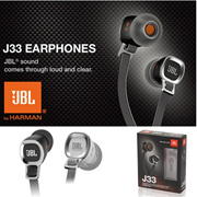 JBL J33a In-Ear Headphone Earphone headset/earphone/GALAXY/iPhone