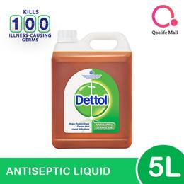 [RB Health] Dettol Antiseptic Liquid 5L