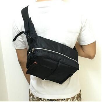 The lowest price Tokyo Design Yoshida Tanker Sling Bag waist pouch Casual  bag  143a0f45e833a
