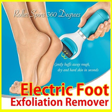 💋【Free Shipping / For My Foot】💋 Electric Foot exfoliation remover / Smooth Express Pedi Roller / Best Selling Body Item