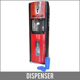 Miyako Dispenser Galon Bawah WDP200 H Free Ongkir Jadetabek