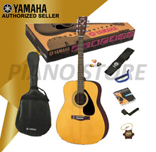 {31% OFF!} [Local Authorised Seller] Yamaha F310P Acoustic Guitar Package