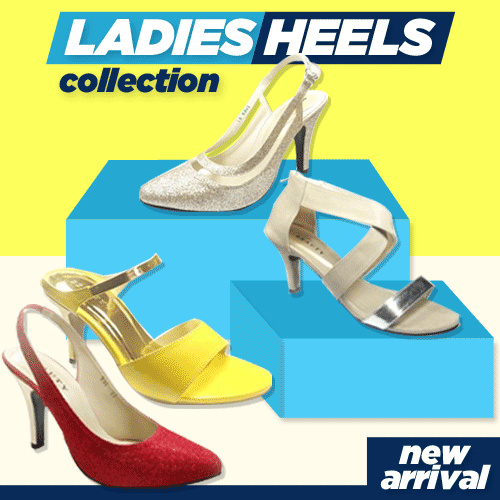Beauty Heels Collections Deals for only Rp69.000 instead of Rp69.000