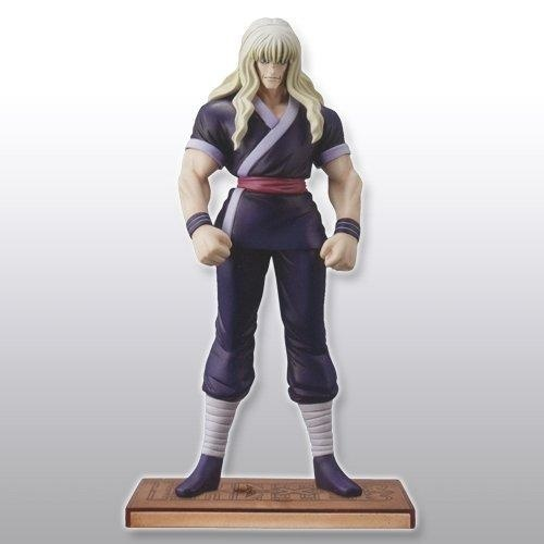 Banpresto HUNTER x HUNTER Silva Zaoldyeck DX figure