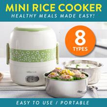 Rice Cooker /Mini Rice Cooker/Slow Cooker/Mini Cooker/Electric Cooker/Electric Lunch Boxes
