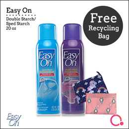 [RB]【FREE Recycle bag】Easy On Speed Starch/Double Starch