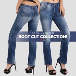 NEW UPDATE  - Miyoshi Jeans - Women Denim Pants - 10 Style MORE