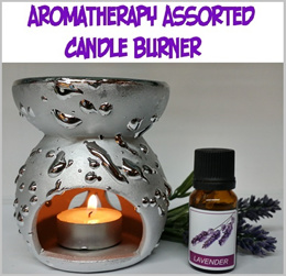 Assorted Candle Burner/ Aromatherapy Aroma oil burner/ Aroma Tea light candle burner