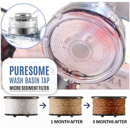 ❤ BODYLUV PURESOME WASHBASIN TAP ❤ CLEAN WATER EVERYDAY ❤ COCOMO ❤