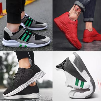 Qoo10 - Men shoes big size plus size