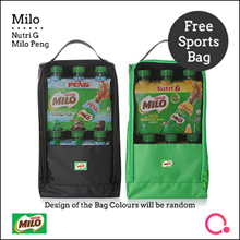 [NESTLE]  MILO® PENG AND NUTRI G [6x225]