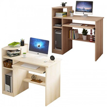 Household Hostel Computer Desk Desktop Laptop Desk Simple Desk Small Study Table Home (CT021)