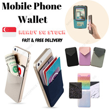 ★ Handphone Wallet Card Holder For EZlink / Paywave★