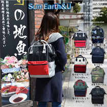 SUN EARTH  U Japan ANELLO BACKPACK sports /gym bag /travel KIDS/ PU/backpack/Unisex PREMIUM QUALITY