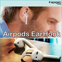 ◆Authentic◆Spigen Korea Airpods Earhook for Apple iPhone / Air Pods Sports Strap Wire Rope