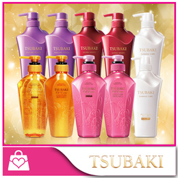 1+1! FREE SHIPPING 1ST 100QTY!![Tsubaki]Oil Extra Intensive Care/Balance /Volume Touch/Extra Moist Shampoo/Conditional x 2bottles