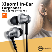[READY STOCK] Xiaomi In-Ear Earphones Pro | Pro HD | ANC Type C | Bluetooth Sport Earbuds | NeckBand