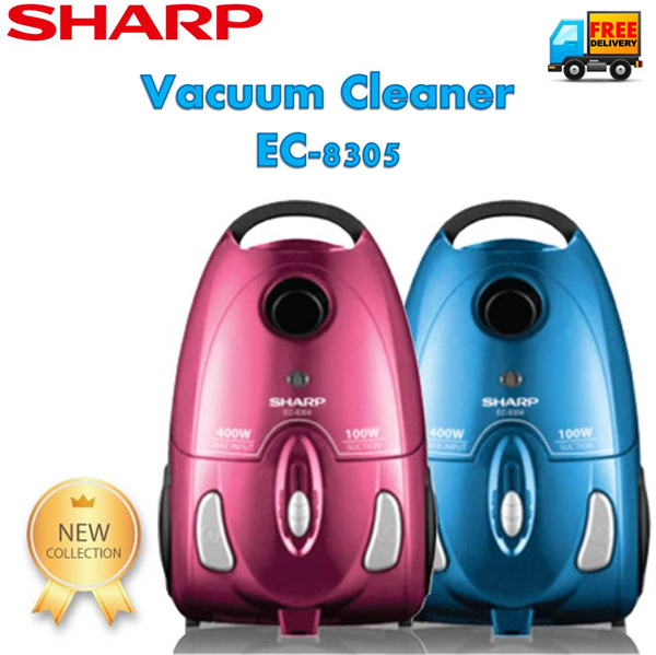 SHARP Vacuum Cleaner EC-8305 Deals for only Rp950.000 instead of Rp950.000