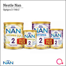 [NESTLÉ NAN] OPTIPRO® H.A. 2 Follow-up Formula 800g