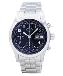 [CreationWatches] Hamilton Khaki Field Chronograph Automatic H71416137 Men s Watch