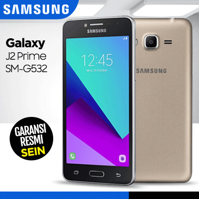 Samsung Galaxy J2 Prime SM-G532 Deals for only Rp1.700.000 instead of Rp1.700.000