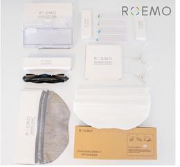 로이모 로봇청소기 정품 소모품/브러쉬/필터/먼지통/물걸레