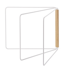Japan TOSCA Folding Closet Stand - White