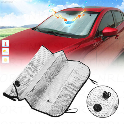 VaygWay Car Day and Night Anti-Glare Sun Visor Extender Vehicle Windshield SunShade UV Ray Eye Protector