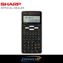 Sharp Scientific Calculator EL-W531S II Approved For PSLE/O/A Level Examinations (For Singapore)