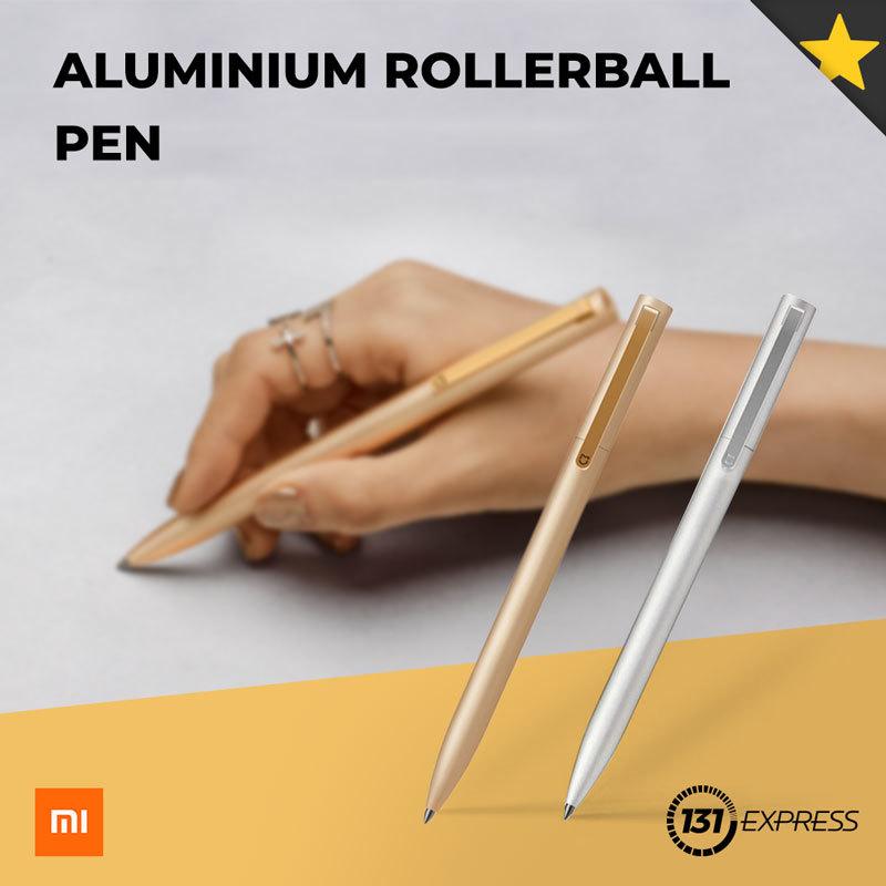 Xiaomi[New] Xiaomi Mi Aluminium Rollerball Pen / Refill Pack