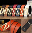 【Multi designs and colors】Good Quality Korea Casual Unisex Leather Belt *3 for 1 shipping*